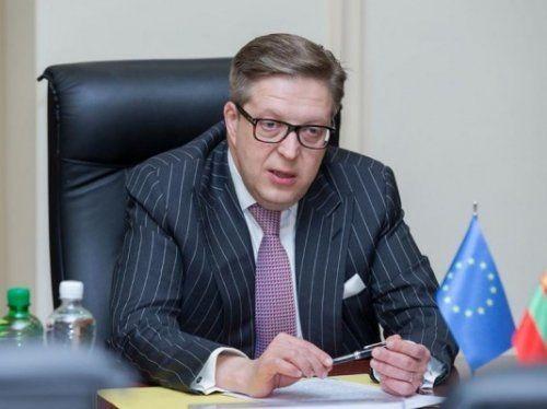 Глава делегацииес вмолдавии: таможенный союз блокирует работу сдругими партнерами - «экономика»