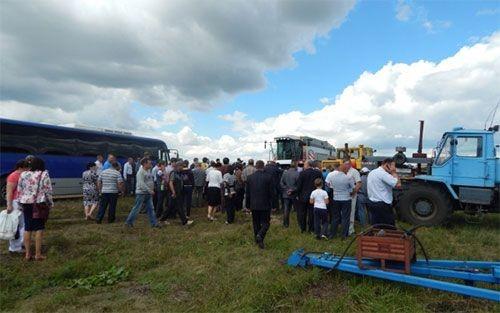 Главный сельхозбанк принял участие в дне фермера на южном урале - «челябинская область»