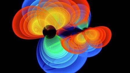 Гравителескоп ligo увидел первое слияние «нормальных» черных дыр