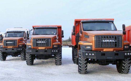 Группа газ презентует автомобили «урал next» в восточной сибири - «новости челябинска»