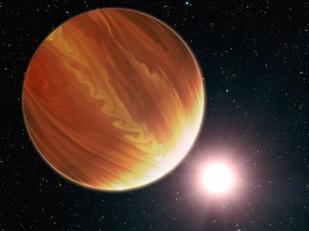 Хаббл обнаружил три планеты-пустыни