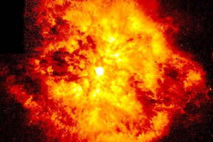 Химики имитировали рождение предшественников днк вблизи умирающих звезд