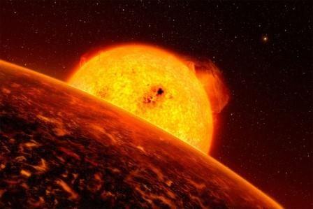 Инопланетный разум невозможен из-за климата?