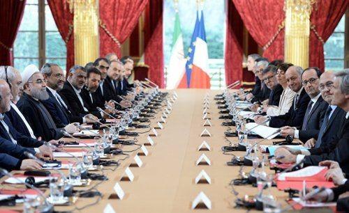 Иранские газеты о европейском турне президента ирана - «экономика»