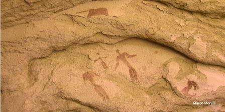 Изображение рождества возрастом 5000 лет найдено в египте