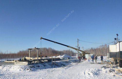 Энергетики начали строительство новой подстанции в красноармейском районе - «новости челябинска»