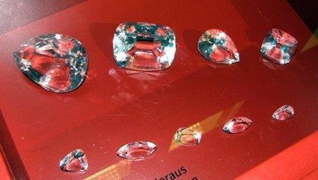 Как рождаются самые крупные и красивые алмазы