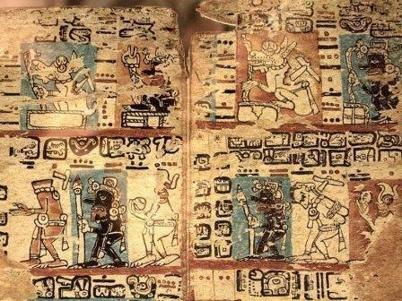 Каталог иероглифов поможет раскрыть тайны майя