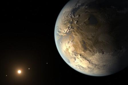 «Кеплер» обнаружил планету, похожую на землю