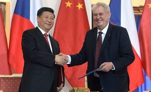 Китай смещает соперничество с сша в сторону европы - «экономика»