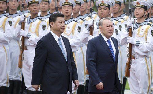 Китай в центральной азии — всерьез и надолго? - «экономика»