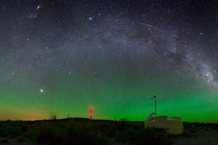Космические лучи со сверхвысокой энергией родом не из нашей галактики