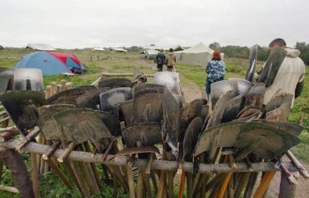 Курганы v в. до н.э. под оренбургом могут открыть новые тайны культуры сарматов
