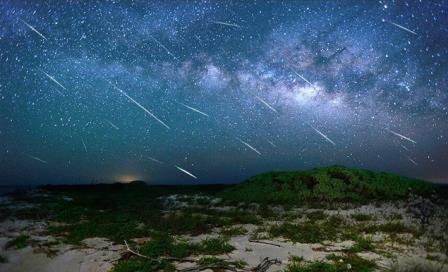Квадрантиды: новогодний метеорный поток из исчезнувшего созвездия