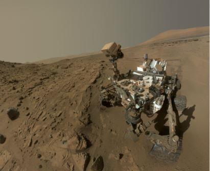 Ледники на марсе?