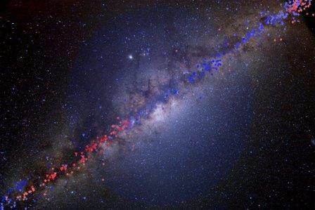 Ligo мог «поймать» не гравитационные волны, а темную материю
