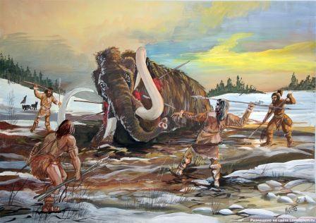 Люди заселили арктику 45 тыс. лет назад