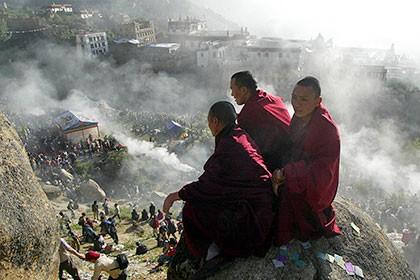 Люди заселили тибет благодаря ячменю
