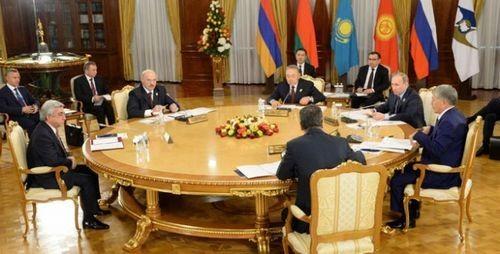 Лукашенко: количество изъятий иограничений внутри евразийского союза неизменилось - «экономика»