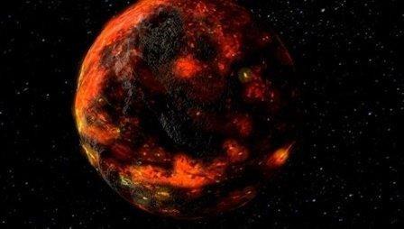 Луна оказалась «оторванным» куском мантии земли