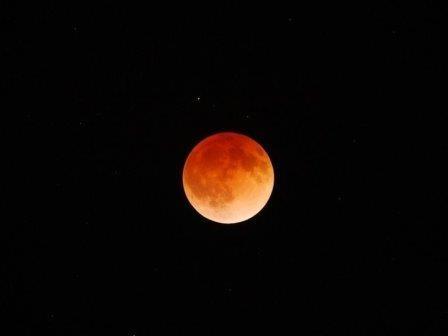 Лунное затмение 4 апреля будет самым коротким за сто лет