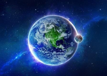 Молодая атмосфера земли была пригодна для жизни