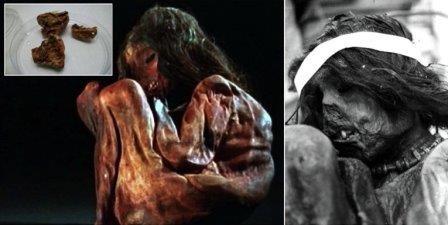 Мумия ребенка инков раскрыла загадочную популяцию индейцев в перу
