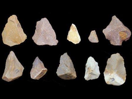На юге индии нашли среднепалеолитические орудия рекордной древности