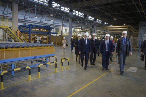 На южном урале построят новый завод по производству каменной ваты - «новости челябинска»