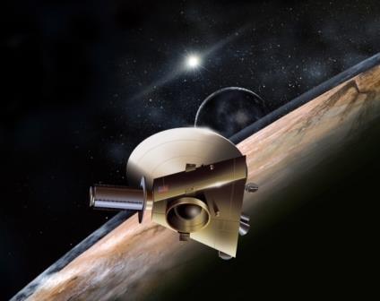 На плутоне обнаружены химические предшественники жизни