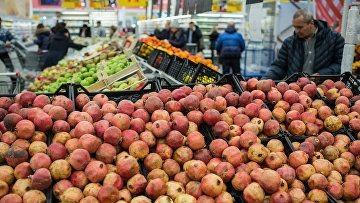 Надежда на россию в секторе свежих овощей и фруктов - «экономика»