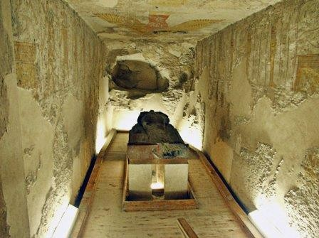 Найдена гробница фараона древнего египта, которой более 4,5 тысячи лет