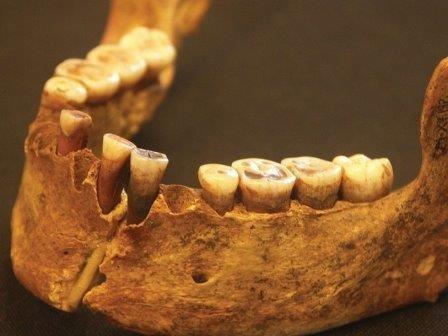 Найдена «красная дама» возрастом более 18 тысяч лет