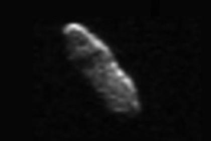 Напугавший землян «рождественский» астероид признали безопасным
