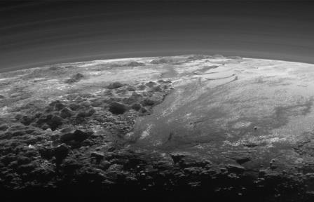 Nasa: малые планеты солнечной системы столь же геологически активны, как большие