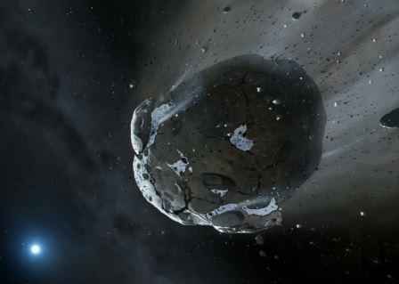 Наса опровергло опасность открытого российскими астрономами астероида