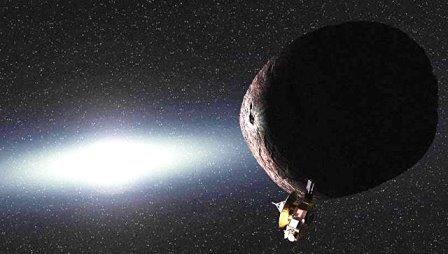 Наса: «предтеча» плутона может оказаться не планетой, а роем астероидов
