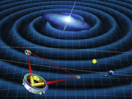 Наса вновь включается в проект по обнаружению гравитационных волн