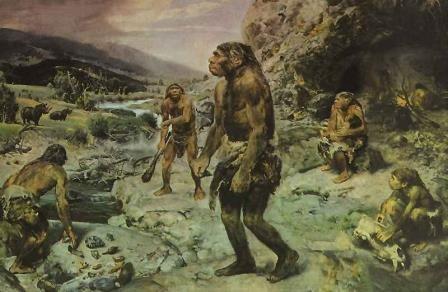 Наши предки были в разы сильнее современных спортсменов