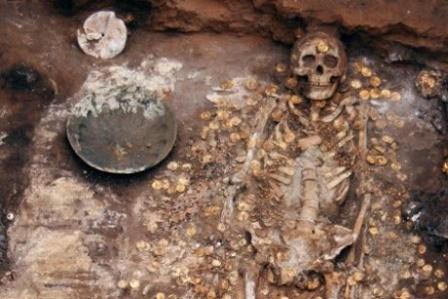 Нашли могилу чингисхана?