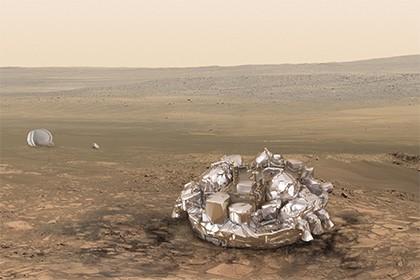Названы причины провала российско-европейской марсианской миссии schiaparelli