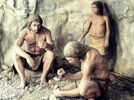 Неандертальцев мучил псориаз