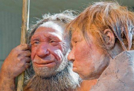 Неандертальцы скрещивались с людьми уже 100 тыс лет назад