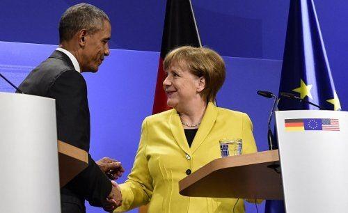 Немцы для свободной торговли слишком сыты и тяжелы на подъем - «экономика»