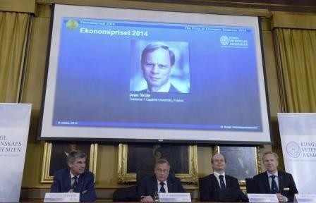 Нобелевская премия по экономике 2014 года