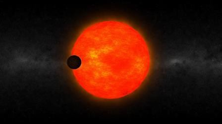Новая экзопланета слишком большая для м-карлика
