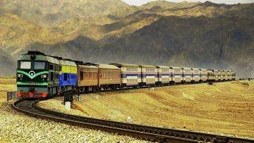 Новый «шелковый путь»: в китай прибыл поезд из украины, следовавший в обход россии - «экономика»