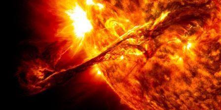 Новый способ обнаружения солнечных частиц