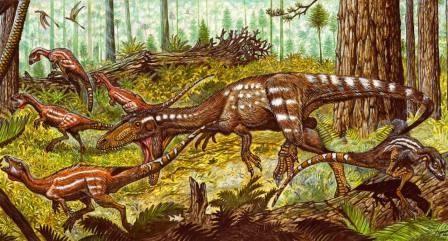 Обнаружен первый плотоядный динозавр в венесуэле