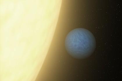 Обнаружена дальняя планетарная система в созвездии рака